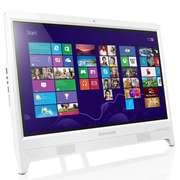 联想  C2000 一体机电脑(N3050 2G 500G win10)19.5英寸 白色