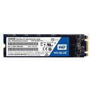 西部数据  Blue系列 250G M.2接口 固态硬盘(S250G1B0B)