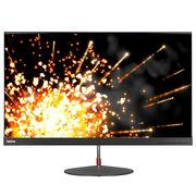 联想 X27q 27英寸2K超高分辨率纤薄窄边框IPS屏显示器