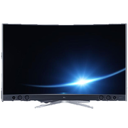TCL XESS Q65X1S-CUD 65英寸量子点4K 曲面智能LED液晶平板电视(黑)
