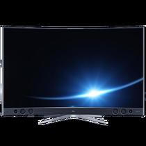 TCL XESS Q65X1S-CUD 65英寸量子点4K 曲面智能LED液晶平板电视(黑)产品图片主图