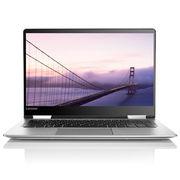 联想 YOGA710 14英寸触控笔记本(i7-7500U 8G 256GSSD 2G独显 全高清IPS 360°翻转 正版office)银