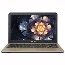 华硕 R540UP 15.6英寸笔记本(Intel 第7代酷睿 i5-7200U 4G 500GB 2G独显 HD 巧克力黑 预装office2016)产品图片主图