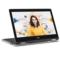 戴尔  魔方13MF PRO-R2705TSS灵越13.3英寸二合一翻转笔记本电脑(i7-7500U 8G 256GB SSD  Win10)触控灰产品图片3