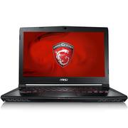 微星 GS43VR 6RE(Phantom Pro)-045CN 14.1英寸游戏笔记本电脑(i7-6700HQ 8G 128GSSD GTX1060 背光)黑
