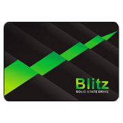 OV Blitz PLAY系列 240G SATA3 SSD固态硬盘 黑色