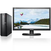 联想 E73S(10ENA01LCD)台式电脑(i5-4460S 4G 120GSSD+500GB 1G独显 光驱?Win7)21.5英寸