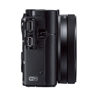 索尼 DSC-RX100 M5 黑卡数码相机 等效24-70mm F1.8-2.8蔡司镜头(WIFI/NFC)产品图片5
