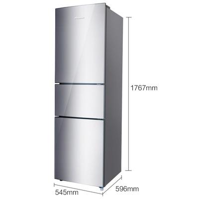 海信 BCD-218D/Q 218升 三门冰箱 家用保鲜 节能静音 快速冷冻产品图片2