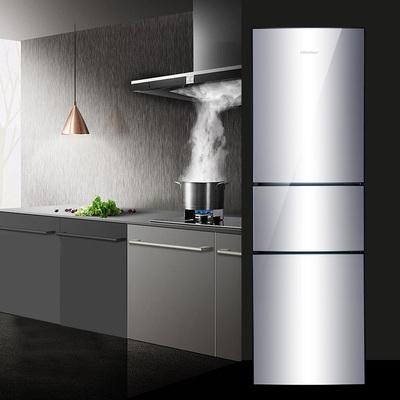 海信 BCD-218D/Q 218升 三门冰箱 家用保鲜 节能静音 快速冷冻产品图片3