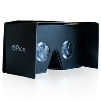 小鸟看看(Pico) 终结者定制版VR眼镜  Cardboard纸盒 虚拟现实眼镜产品图片主图