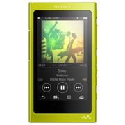 索尼 NW-A35HN Hi-Res高解析度无损降噪音乐播放器mp3/mp4 含耳机(柠檬黄)