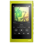 索尼 NW-A35 Hi-Res高解析度无损降噪音乐播放器mp3/mp4(柠檬黄)