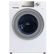 松下 XQG80-E8320 8公斤全自动变频滚筒洗衣机 泡沫净 三维立体洗涤 白色产品图片主图