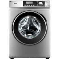 三洋 WF812321BIS0S 8公斤大容量智能变频滚筒洗衣机 (浅咖亚银)产品图片主图