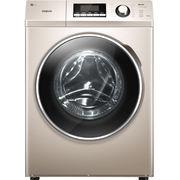 三洋 DG-F90322BHG 9公斤变频滚筒洗烘一体洗衣机 免熨烫烘干 (玫瑰金)