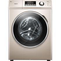 三洋 DG-F90322BHG 9公斤变频滚筒洗烘一体洗衣机 免熨烫烘干 (玫瑰金)产品图片主图