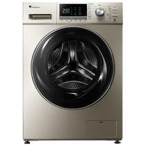 小天鹅 TD80-1416MPDG 8公斤大容量洗烘一体 水魔方变频滚筒洗衣机 金色产品图片主图