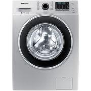 三星 WW70J5230GS/SC 7公斤 智能变频滚筒洗衣机 15分钟快洗 羽绒洗羊毛洗(银色)