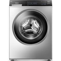 三洋 WF9499BCIE0DJ 9公斤智能变频滚筒洗衣机 空气洗杀菌除味  触摸控制 WIFI互联(浅咖亚银)产品图片主图