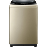 美的 MB80-8100WQCG 8公斤全自动波轮洗衣机(摩卡金) 智能APP控制 净动力科技