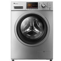 小天鹅 TG90-1411DXS 9公斤变频滚筒洗衣机 纯臻大容量(银色)产品图片主图