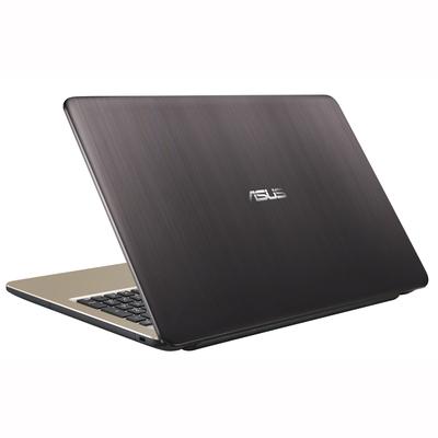 华硕 FL5700U 15.6英寸笔记本(i7-7500U 4G 1TB 2G独显 FHD 巧克力黑 预装office2016)产品图片2