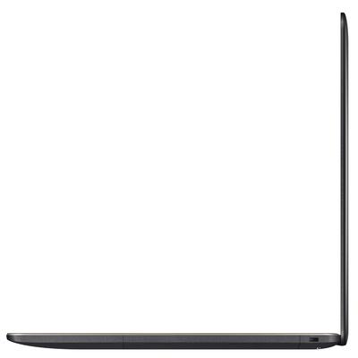 华硕 FL5700U 15.6英寸笔记本(i7-7500U 4G 1TB 2G独显 FHD 巧克力黑 预装office2016)产品图片3