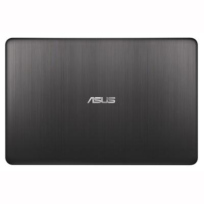 华硕 FL5700U 15.6英寸笔记本(i7-7500U 4G 1TB 2G独显 FHD 巧克力黑 预装office2016)产品图片4