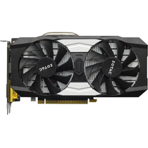 索泰 GeForce GTX1050-2GD5 毁灭者 OC 1404-1518/7008MHz 2G/128bit GDDR5 PCI-E显卡产品图片主图