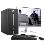 惠普 TPC-F086-MT 550-259cn台式电脑(i5-6400 4G 1TB GT745 4GB独显 Win10)23英寸显示器