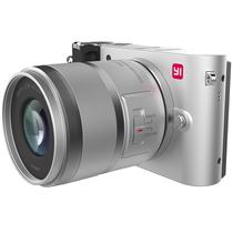 小蚁 微单相机人像镜头套装银色 型号M1 人像镜头42.5mmF1.8套装 可换镜头式智能相机产品图片主图