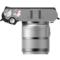 小蚁 微单相机人像镜头套装银色 型号M1 人像镜头42.5mmF1.8套装 可换镜头式智能相机产品图片4