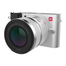 小蚁 微单相机标准变焦镜头套装银色 型号M1 标准变焦12-40mmF3.5-5.6镜头套装 可换镜头式智能相机产品图片主图