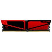 十铨 火神系列 DDR4 2400 8G 红色 台式机内存