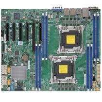 超微 X10DRL-I 服务器主板C612芯片组 双路CPU H4 LGA2011产品图片主图