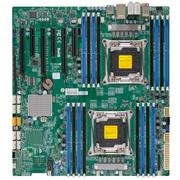 超微 X10DAI 服务器主板C612芯片组 双路CPU H4 LGA2011