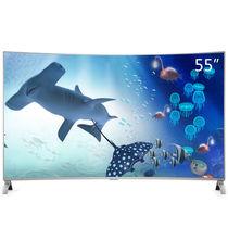 乐视 超4 X55 Curved 55吋曲面4k高清智能LED网络电视产品图片主图