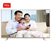 TCL L55P2-UD 55英寸 真4K全生态HDR 21核安卓智能LED电视
