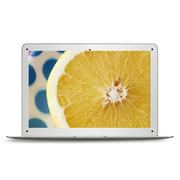 中柏 EZbook i7 14英寸i7笔记本(i7处理器/4G/128G SSD固态硬盘/1920*1080 FHD屏)极光银
