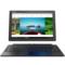 联想 Miix5 旗舰版二合一平板电脑12.2英寸(i7-6500U 8G内存/512G/Win10 背光键盘/触控笔/Office)黑色产品图片1
