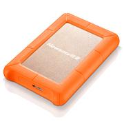 纽曼 凌风 500G 硬盘保护套装 彰显商务奢华 防震 安全 稳定 快速 2.5英寸 USB3.0 移动硬盘 香槟金