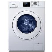 康佳 XQG80-BB12228W 8公斤 变频滚筒洗衣机 大屏显示(珍珠白)