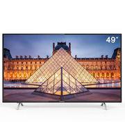 长虹 49U1 49英寸 双64位超高清4K  安卓智能 LED平板液晶电视(黑色)