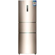 海信 BCD-220TD/Q 220升三门实用冰箱 电脑控温更精确 中门变温室 软冷冻随取随切 三门保鲜不串味