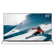暴风TV 超体电视 45F 45英寸运动版 金属机身平板智能4K HDR液晶电视机(玫瑰金)