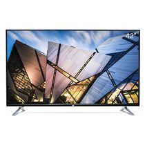 看尚 C42S 42英寸 超清窄边网络智能平板电视 标配底座产品图片主图