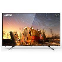 看尚 V50 50英寸 4K智能超清窄边网络平板电视 标配底座产品图片主图