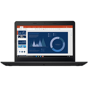 ThinkPad 轻薄系列E470c(20H3A002CD)14英寸笔记本电脑(i5-6200U 4G 256G SSD 2G独显 Win10)黑色