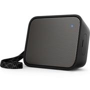 飞利浦 BT110B 无线蓝牙音箱 便携迷你音乐魔方 兼容苹果/三星手机/电脑小音响 免提通话 黑色